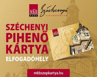 MKB Bank SZÉP kártya elfogadóhely